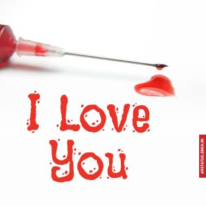I Love You blood images hd full HD free download.