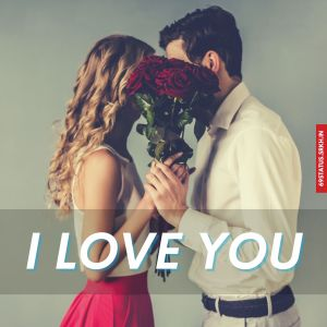 I Love You couple images full HD free download.