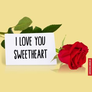 I Love You my sweetheart images full HD free download.