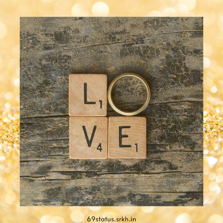 Image of Love Words full HD free download.
