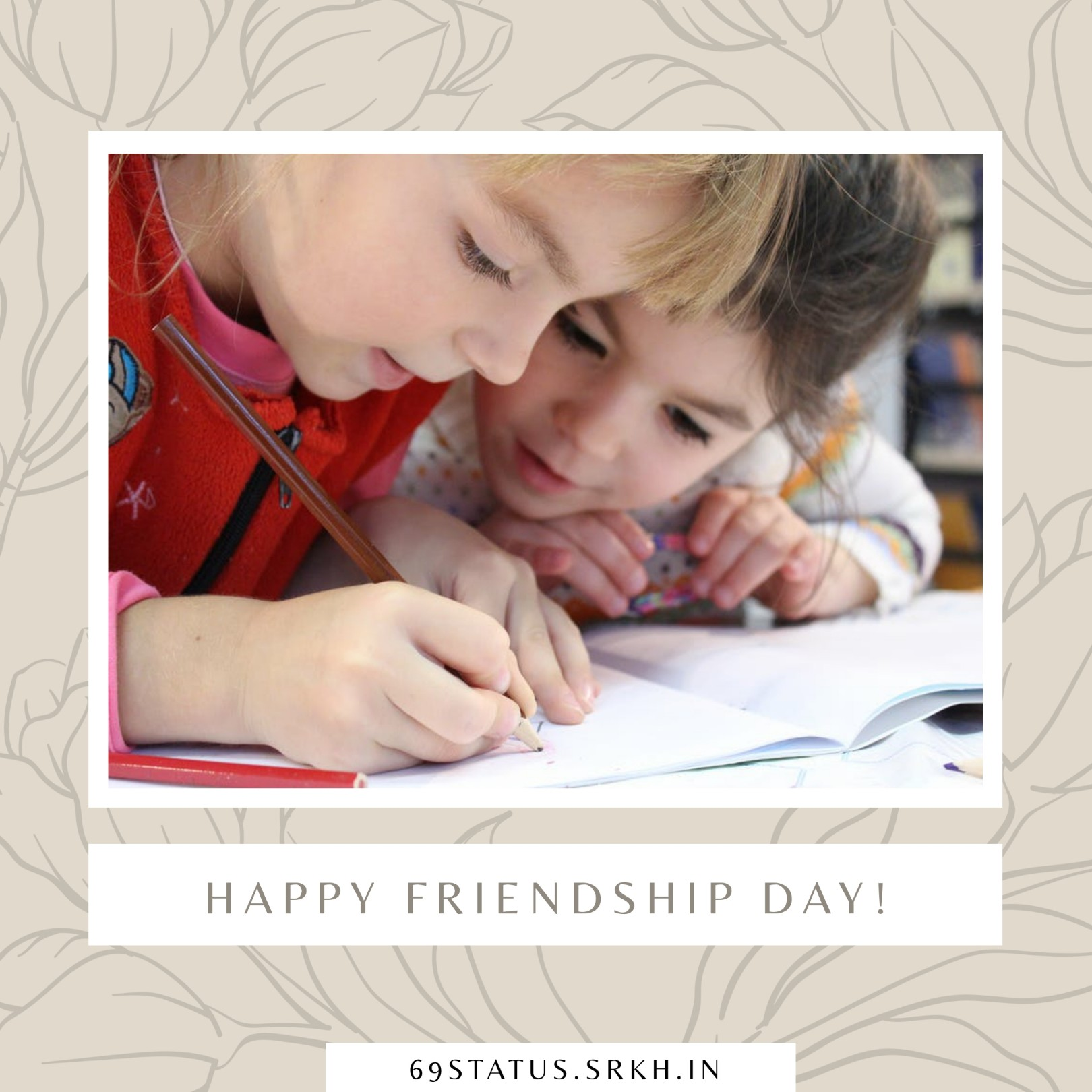 Images on Friendship Day full HD free download.