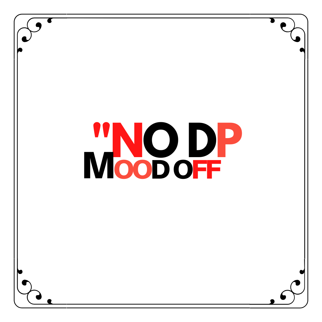 No dp Mood Off Image full HD free download.