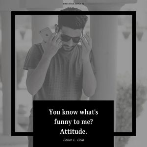 Quotes on Attitude with Image HD full HD free download.