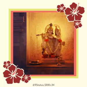 Radhe Krishna Love Image HD full HD free download.