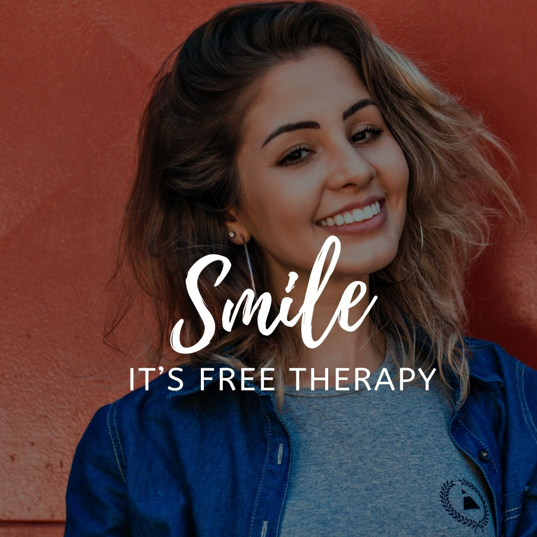 Smile its free therapy. Whatsapp dp image full HD free download.