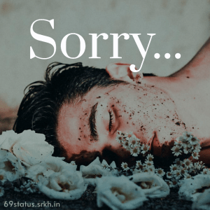 Sorry Love Image HD Boy Sorry full HD free download.