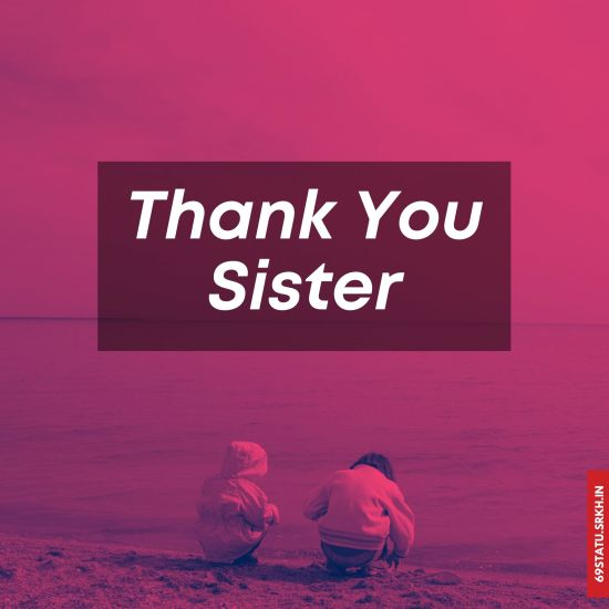 Thank You Sister Images HD
