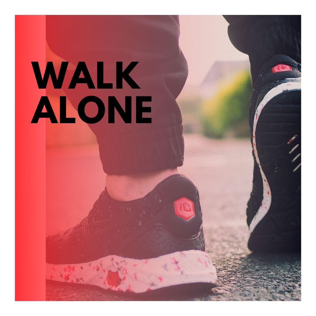 Walk alone WhatsApp Dp full HD free download.