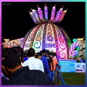Durga Puja Pandal Photo Gallery full HD free download.