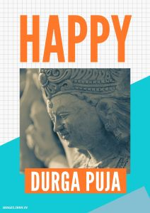 Durga Puja Poster full HD free download.