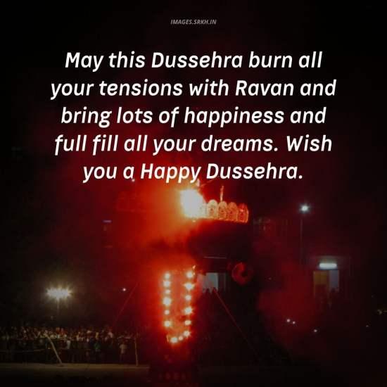 Dussehra Message