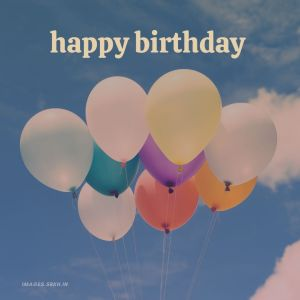 Happy Birthday Balloon Images full HD free download.
