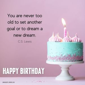 Happy Birthday Quotes With Images full HD free download.