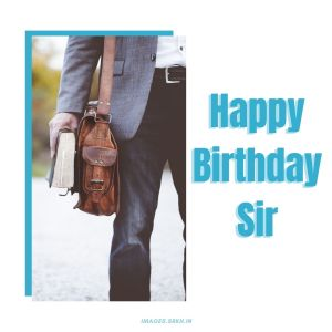 Happy Birthday Sir Images full HD free download.