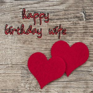 Happy Birthday To Wife Images full HD free download.
