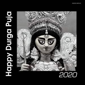 Happy Durga Puja 2020 full HD free download.
