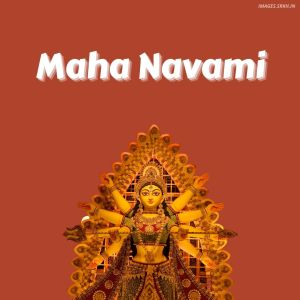 Image Of Maha Navami Durga Puja full HD free download.