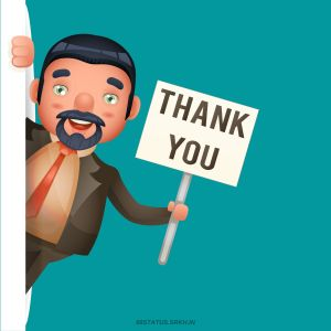 Thank You Cartoon Images full HD free download.