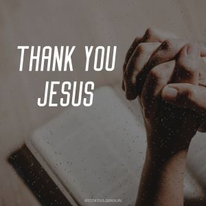 Thank You Jesus Images FHD full HD free download.