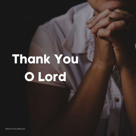 Thank You Lord Images
