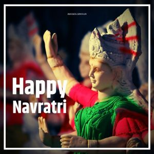Devi Image Navratri full HD free download.