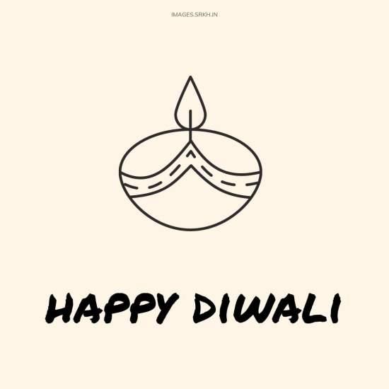 Diwali Drawing outline