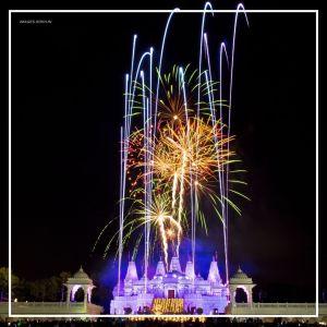 Diwali Fireworks full HD free download.