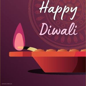 Diwali Poster full HD free download.