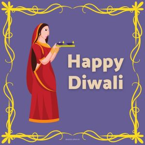 Diwali Vector full HD free download.