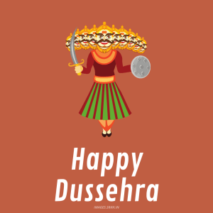 Happy Dussehra Png full HD free download.
