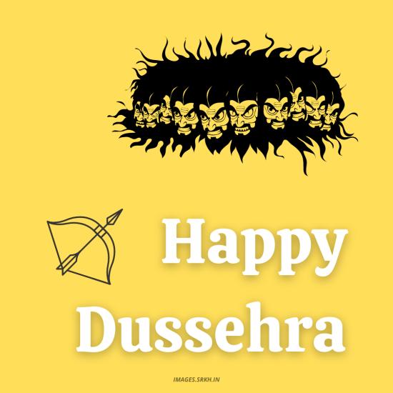 Happy Dussehra Text Png