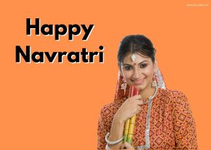 Happy Navratri picture full HD free download.