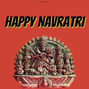 Navratri Greetings full HD free download.