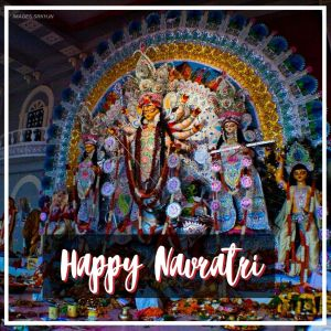 Navratri Image in full hd full HD free download.