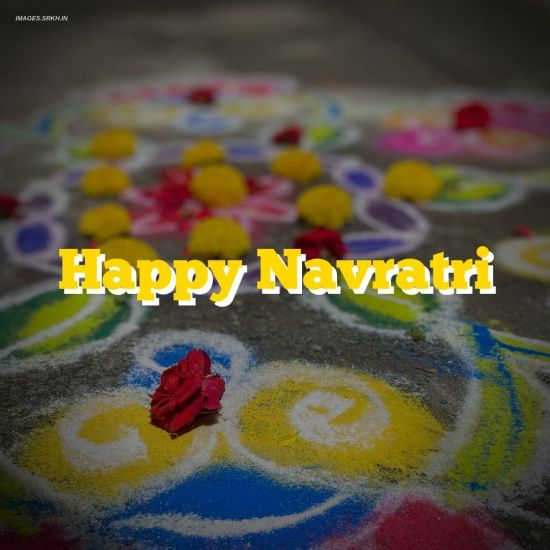 Navratri Special Rangoli Images