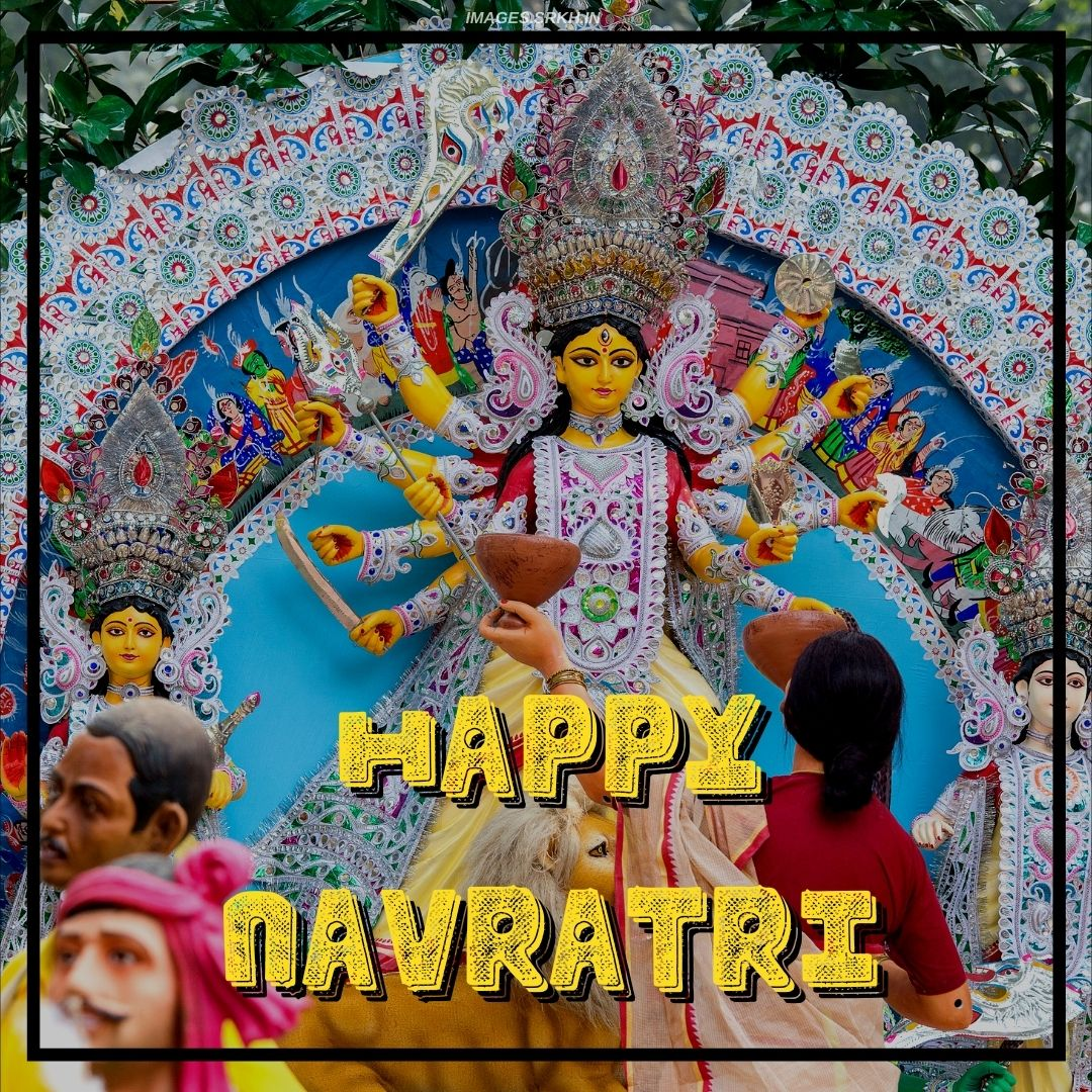 Www Navratri Image full HD free download.