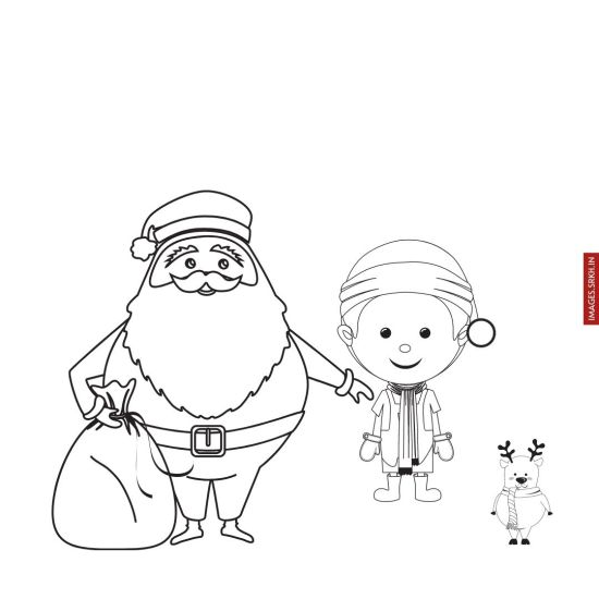 Christmas Drawing Images