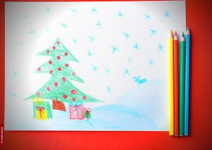 Christmas Drawings Images full HD free download.