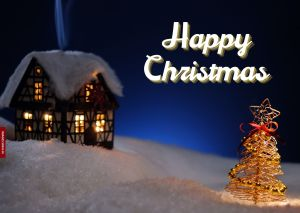 Christmas Night Images full HD free download.
