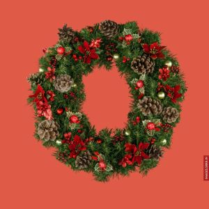 Christmas Wreath Images full HD free download.