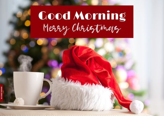 Good Morning Christmas Images