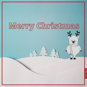 Merry Christmas Image in FHD full HD free download.