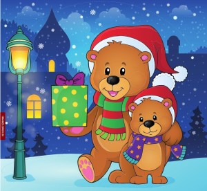 Xmas Cartoon Images full HD free download.