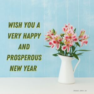 Happy And Prosperous New Year full HD free download.