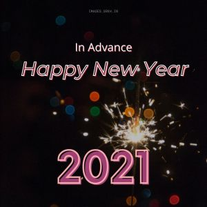 Happy New Year 2021 In Advance full HD free download.