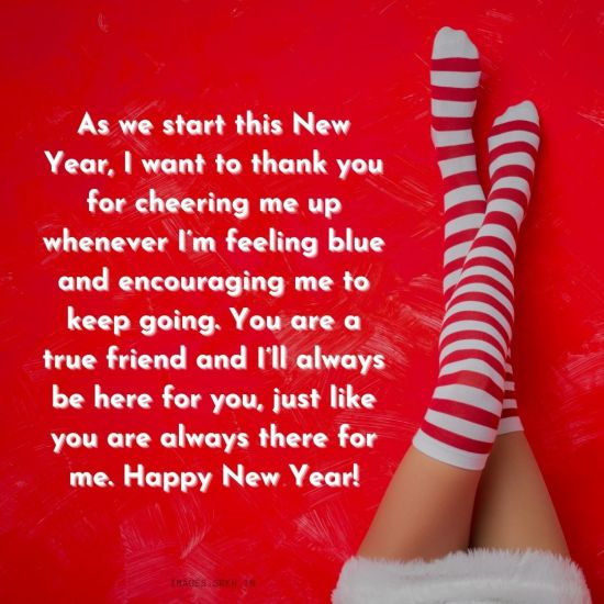 Happy New Year 2021 Message