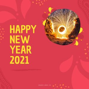 Happy New Year Banner FHD full HD free download.