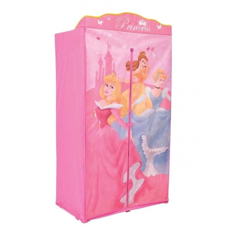 Armario Tela Princesas Disney