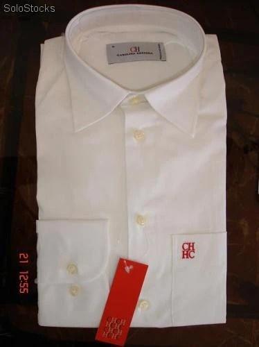 Camisa carolinna herrera blanca