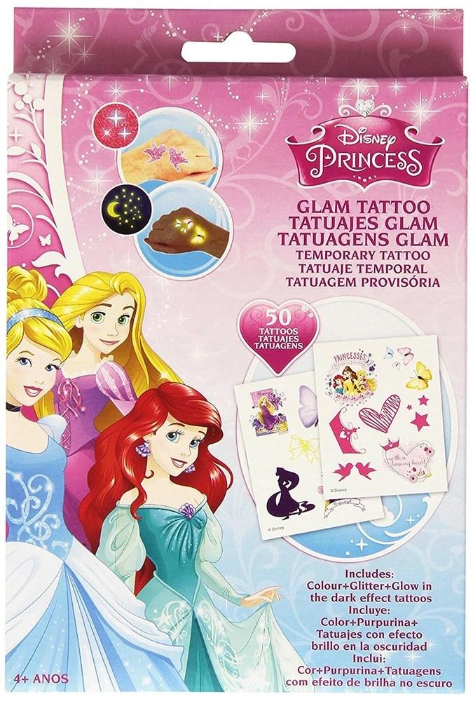 Disney Princesas 675408 Tatuajes Temporales